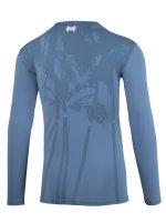 Vorschau: Langarmshirt 'pali stone blue'
