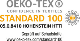 OEKO-TEX STANDARD 100 Label