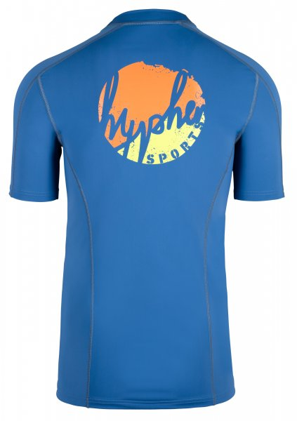 T-Shirt 'sa'ana blue eclipse'