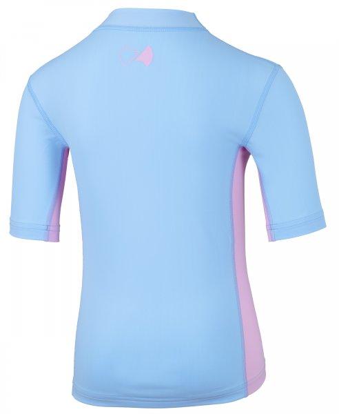 UV Shirt 'kalani pid blue / cameo rose'