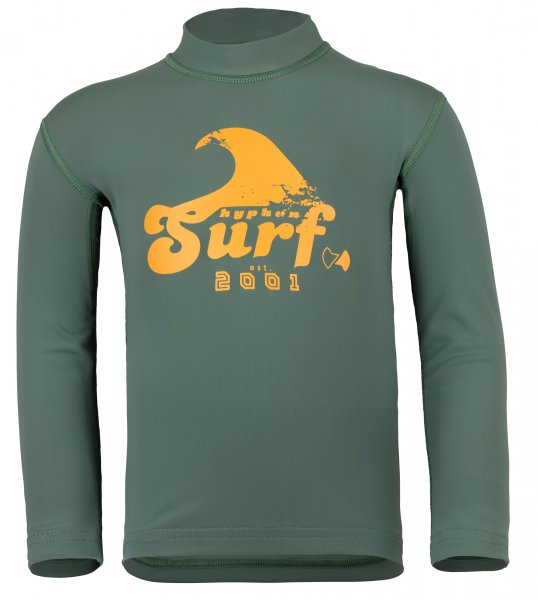 Long sleeve shirt 'au'uti iguana'