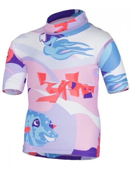 T-Shirt 'waterworld liliati'