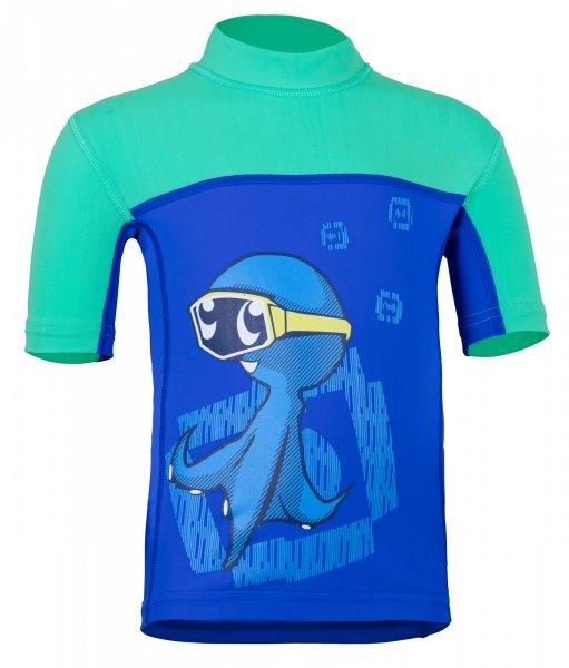 T-Shirt 'ocy's dive bermuda / cobalt'