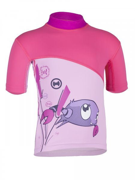 T-Shirt 'ike'coqé phlox/cameo rose'