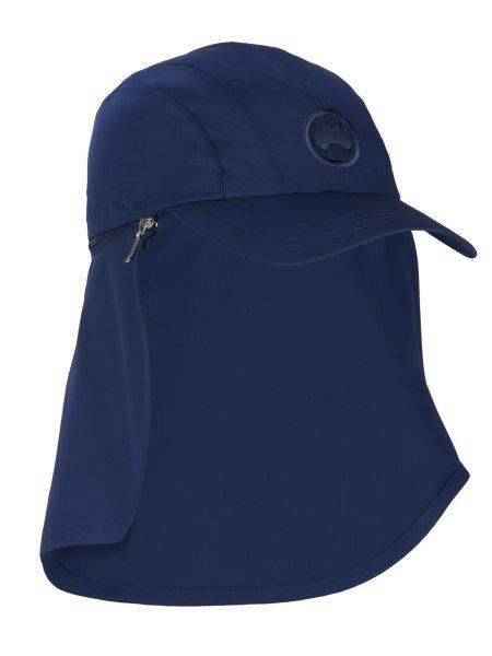 SunProtec Cap 'blue iris' detachable