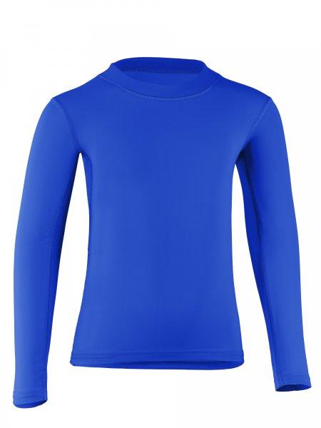 Longsleeve shirt 'cobalt'