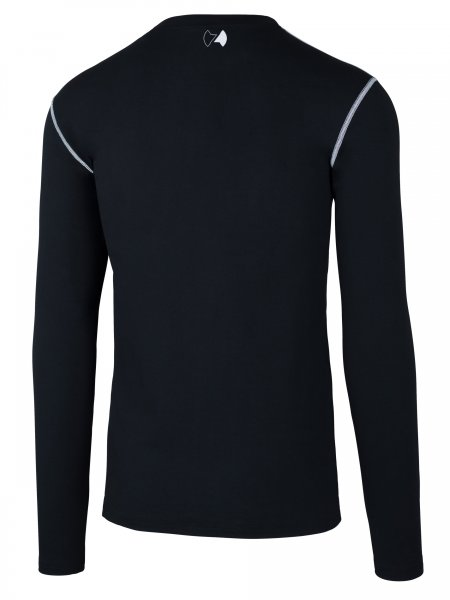 Partois Men Longsleeve black
