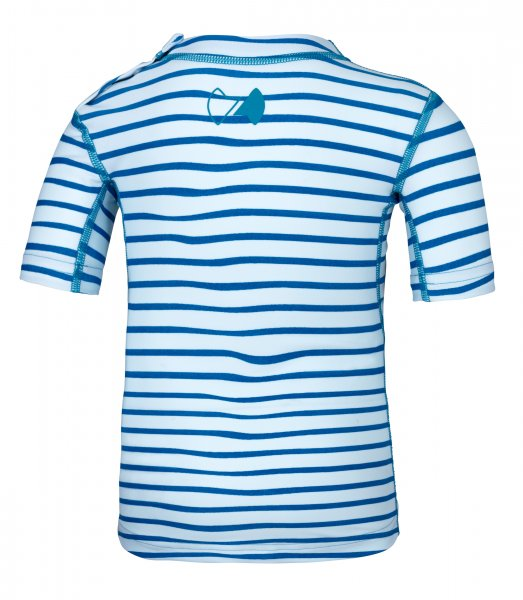T-Shirt 'striped capri'