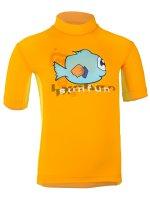 Preview: T-Shirt 'tek taru tangerine / amari'