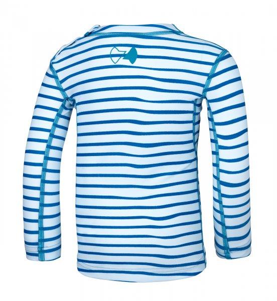 Langarmshirt 'striped capri'