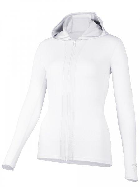 Hooded jacket 'white'