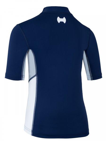 T-Shirt 'coo blue iris'