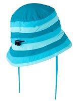 Preview: Birdy Hat 'stripes azur'