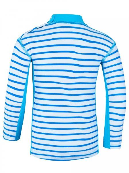UV Langarmshirt 'okili striped cielo / moloki azur'