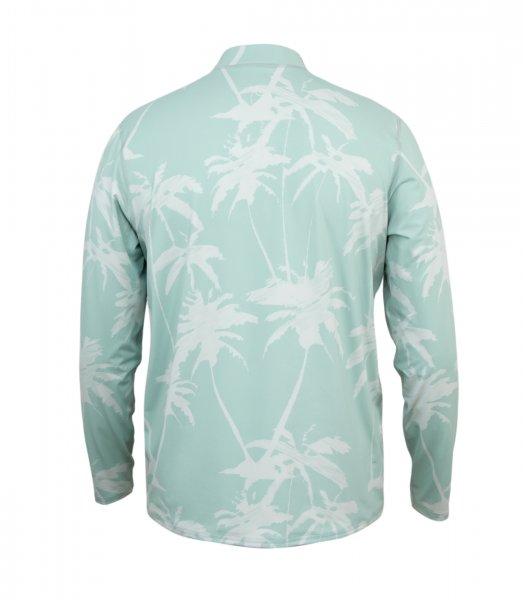 UV Langarmshirt 'palms'