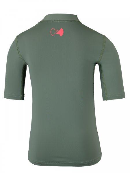 Short-sleeved shirt 'tuvu iguana'