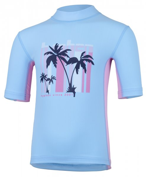 T-Shirt 'kalani pid blue / cameo rose'