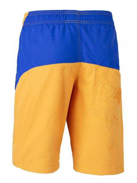 Boardshorts 'tangerine / cobalt'