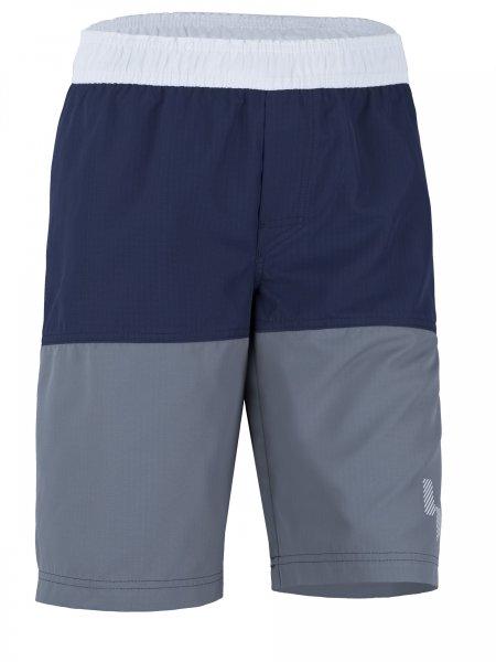 Boardshorts 'white / blue iris / pintoo'