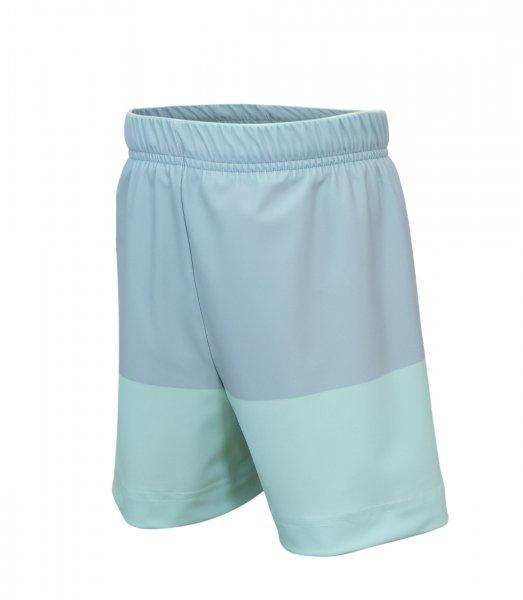 BABZ UV Boardshorts 'stone blue / glacier green'