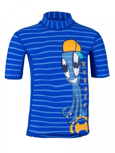 UV Shirt 'yip hip ike striped cobalt / cobalt'