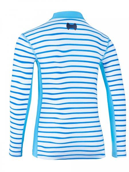 Longsleeve shirt 'tootie tenk striped cielo / moloki azur'