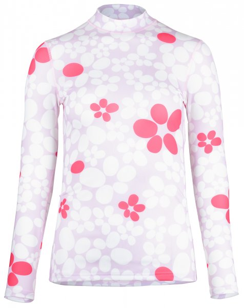 Long sleeve shirt 'orua cameo rose'