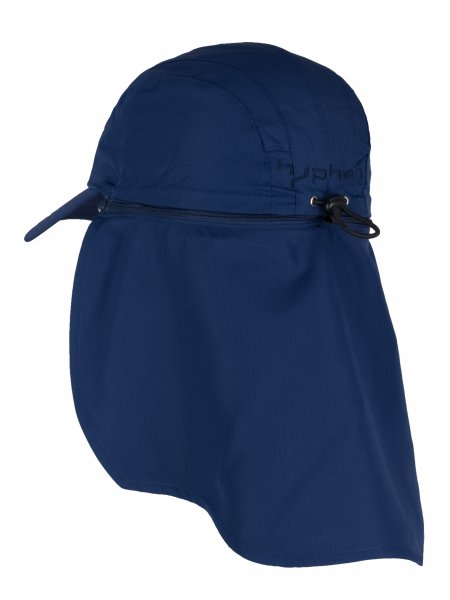 SunProtec Cap 'blue iris' detachable