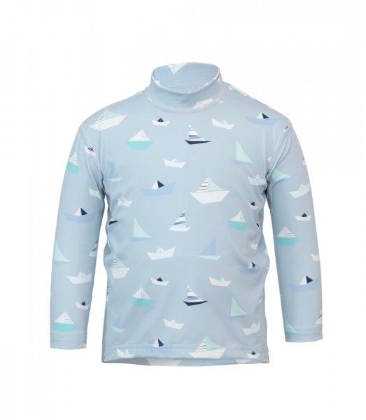 UV long sleeve 'sails stone blue'