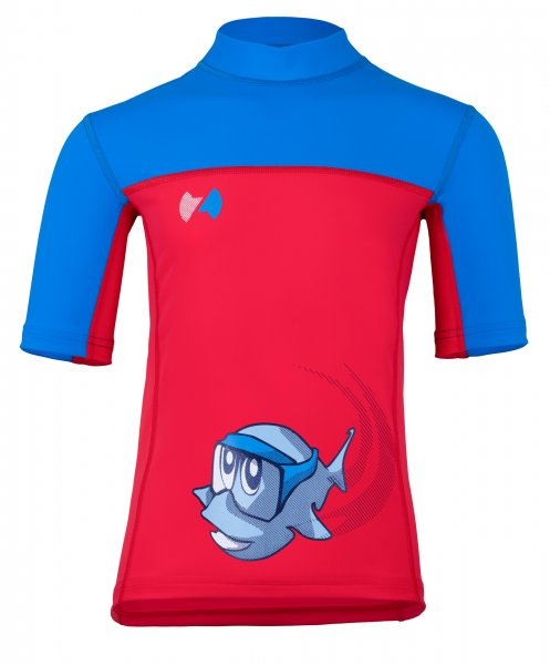 T-Shirt 'sapu licot / cielo'