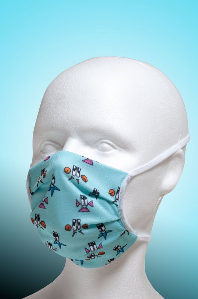 Mouth & Nose mask (kids) double-layer