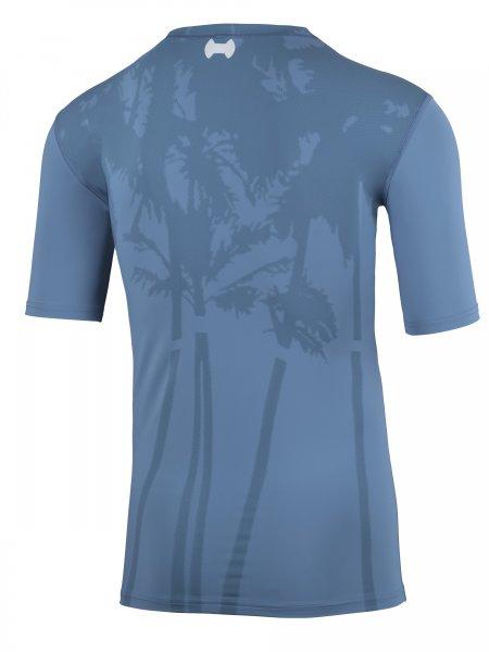 UV Shirt 'pali stone blue'