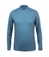 Preview: UV Langarmshirt 'pebble grey'