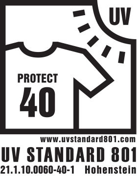 UV STANDARD 801 Label