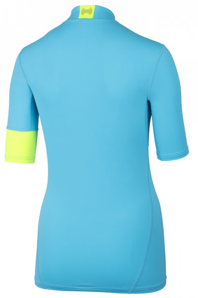 T-Shirt 'koro moloki azur'