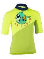 Preview: T-Shirt 'ichito lime / sonrisa'
