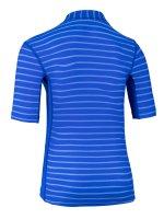 Vorschau: T-Shirt 'yip hip ike striped cobalt / cobalt'