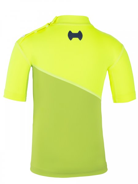 UV Shirt 'ichito lime / sonrisa'