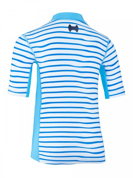 T-Shirt 'tootie tenk striped cielo / moloki azur'