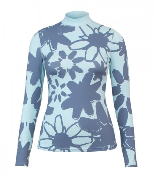 UV Langarmshirt 'pieni light blue'