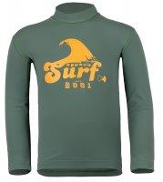 Preview: Long sleeve shirt 'au'uti iguana'