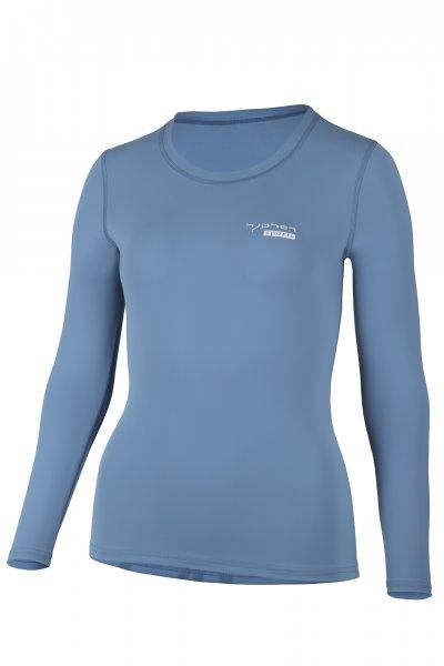 Longsleeve shirt 'pali stone blue'