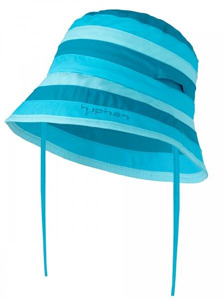 Birdy Hat 'stripes azur'