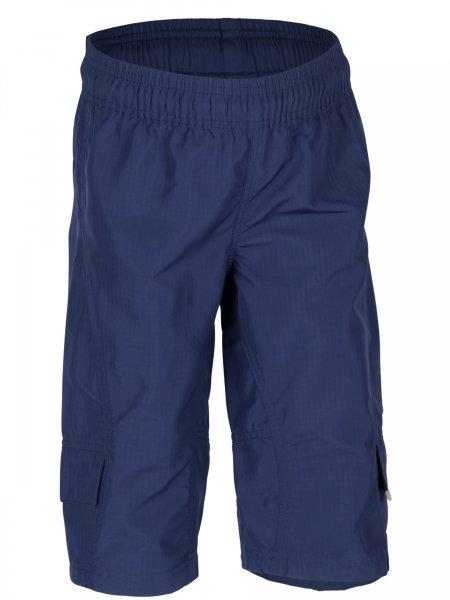 3/4 Pants 'banzai blue iris'