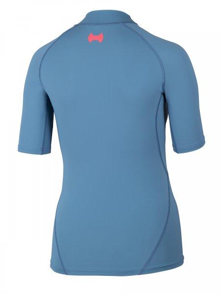 T-Shirt 'tuvu stone blue'