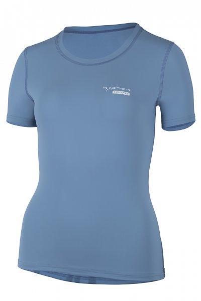 T-Shirt 'pali stone blue'