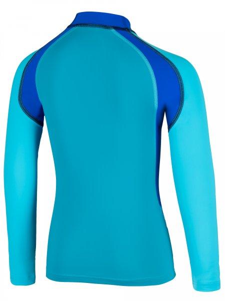 Longsleeve shirt 'satellite moloki azur'