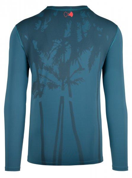 MEN long sleeve shirt 'pali pine'