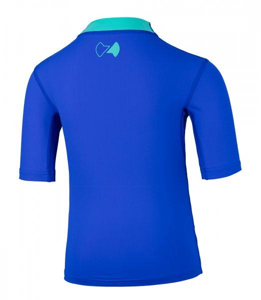 T-Shirt 'kois bermuda / cobalt'