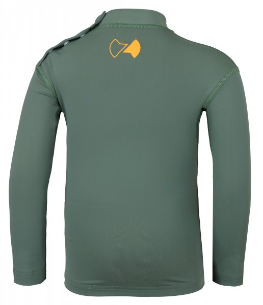 Long sleeve shirt 'au'uti iguana'